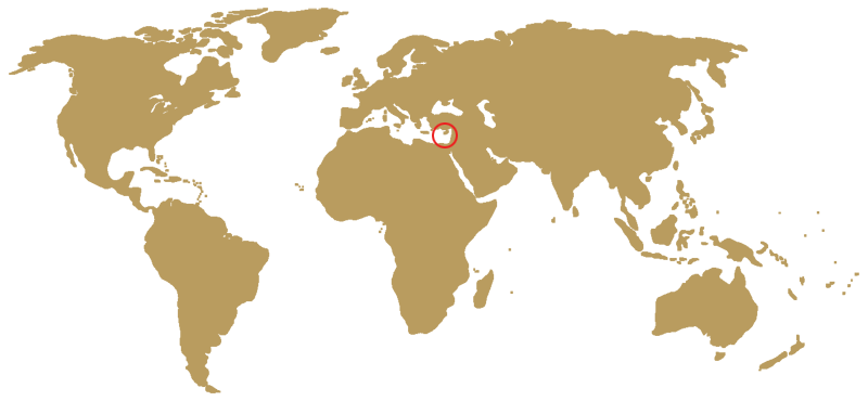 Map of the Bible